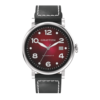 Automatic Watch Red Color Gradient