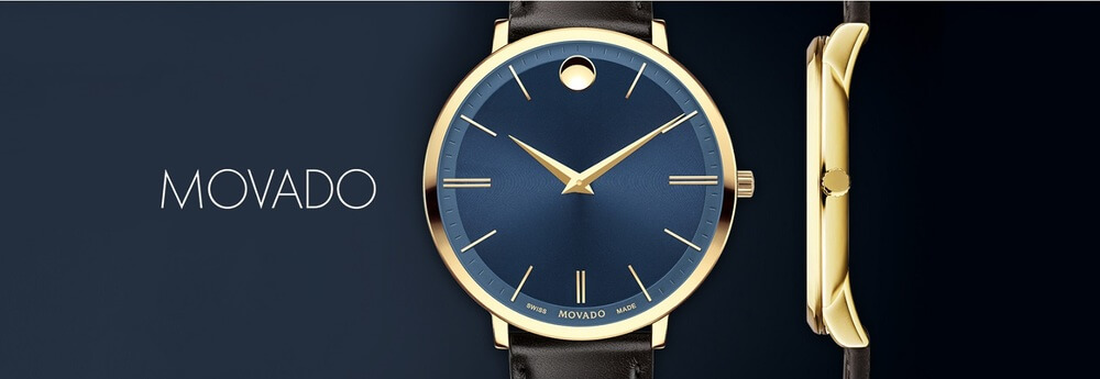 Movado Luxury Watches