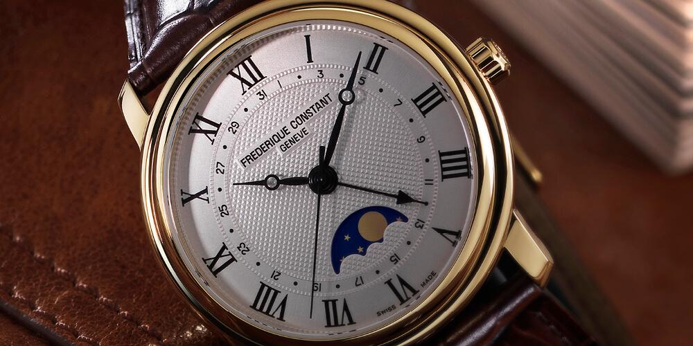 Fredrique-Constant Watch Review Online